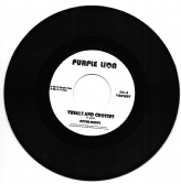 SALE ITEM - Peter Roots - Trial & Crosses / Dubmix (Purple Lion) 7""